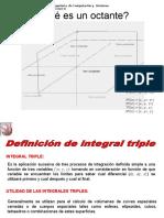 Integral Triple CLASE 2