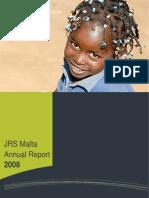 1-JRS Malta 2008 Annual Report