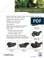 Dragon Thermal imager weapon scope (The Dragon Family)
