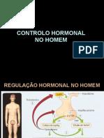 Controlo hormonal no Homem e Fecundação