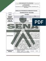 Estructura Curricular - TC_Sistemas