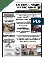 la semaine africaine