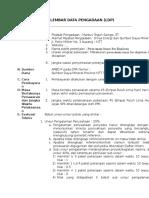 Bab IV Lembar Data Pengadaan (Ldp) Sb Eksplorasi