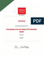 Opncc Glp Certificate