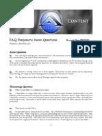 Alpha Chronicles FAQ