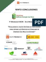 Informe 7 Workshop Eecn 2017