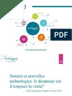 Café Numérique Namur - Interface 3