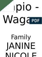 Papio Wagan Family