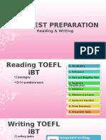 TOEFL Ibt 1 Reading