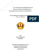 Proposal TA Pertamina Geothermal Energi (PGE)
