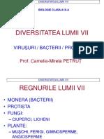 Test Bacterii Si Protiste
