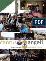 Cantus Angeli Brochure 2017 En