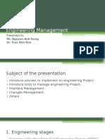 Engineering Management Workshop