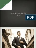 Aleks & Jana_2016