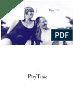 PlayTime - Guia Sobre a Construção do Espaço Turístico