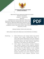 Perbawaslu No. 2 Tahun 2016 Ttg Pembentukan Panitia Pengawas Pemilihan Aceh-Pengawas TPS Pemilihan Di Aceh