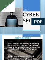 Cyber Secuity