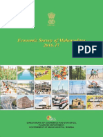 Economic Survey of Maharashtra 2016-17