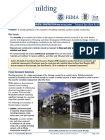 Fema Coastal Building Materials