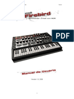 FireBird Manual Spanish