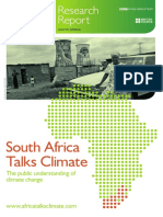 08 South Africa Talks Climate