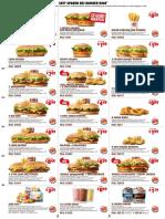 Aktuelle Burger King Gutscheine