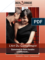 Art Du Compliment