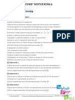 P17 Reactions Nucléaires-WahabDiop