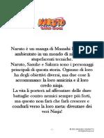 Naruto Regole