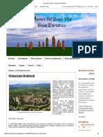 Javi Guía Turístico_ Urbanismo Medieval