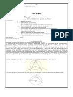 Guía de circunferencia nº6