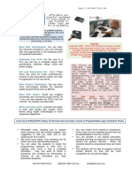 PLC Trainers Brochure