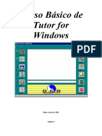 Curso Básico de Tutor for Windows 2