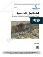 PlaniGestion Supervision Ambiental
