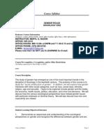 UT Dallas Syllabus for soc3352.001.10f taught by Meryl Nason (mnason)