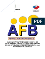 Manual Abordaje Familiar Breve