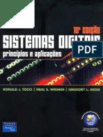Sistemas Digitais - Princípios e AplicaçΣes