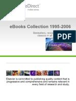 eBooks Content Quality 1995 2006