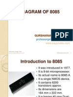Pin Diagram of 8085.PDF Imp