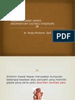 Sindrom Gawat Napas