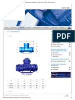 Saint-Gobain Canalização - Produtos Para PVC PBA - Tê Com Bolsas