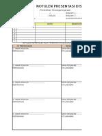 Form Notulen PKn 2017
