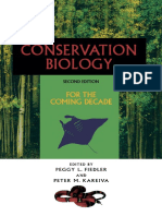 1998 Libro Consevation Biology