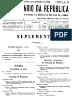 Decreto Que Aprova a Reforma Antecipada