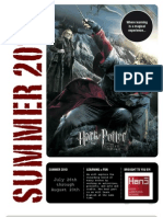 Harry Potter ESL Workbook.