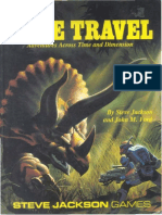 GURPS - Time Travel