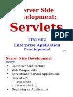 Serv Let Programming