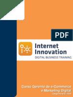 Curso de Gerente de e-Commerce e Marketing Digital