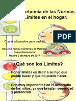 Importancia de Las Normas y Límites en El Hogar (1) (2)