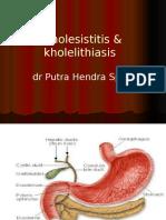 Kholesistis & Kholelitiasis